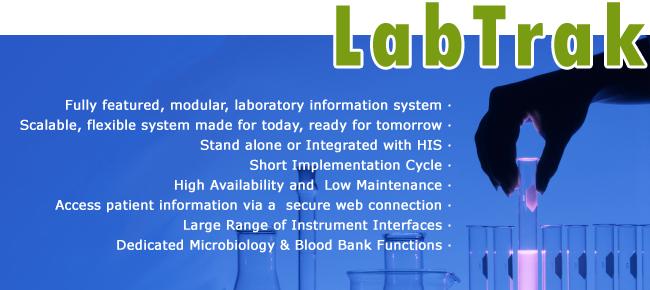 Trakcare Lab International Online
